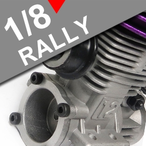 1/8 Rally Engine