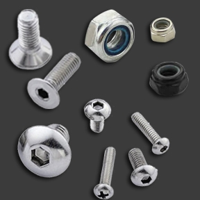 Screw & Lock Nut