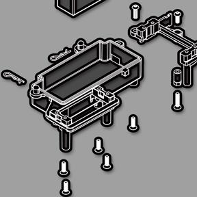 電池盒組件