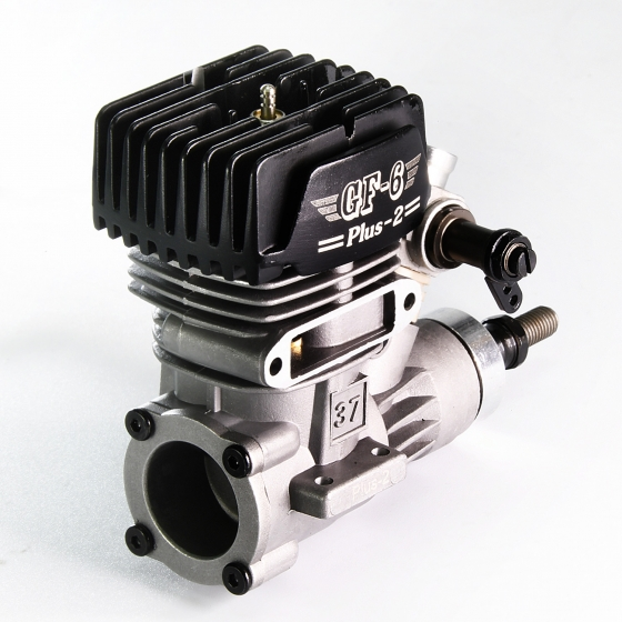 GF37S01R  GF-6 2-Stroke Electric Ignition Gasoline Engine(for .30 size Aircraft)