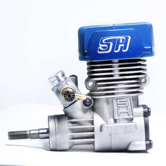 PT37HS  37 Side Heli Exhaust Engine