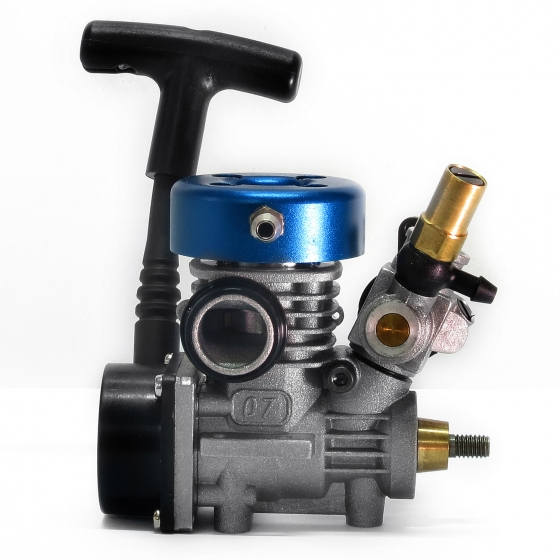 PT07MSA  07 side exhaust Marine engine