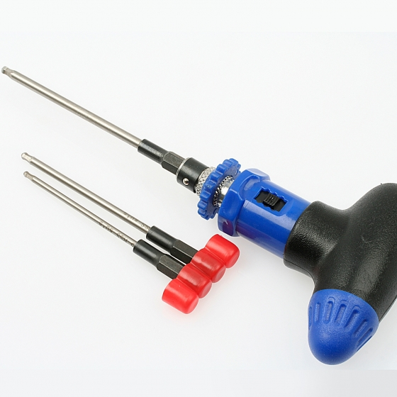SKH. Hex Head Wrench Set ( Round Head )