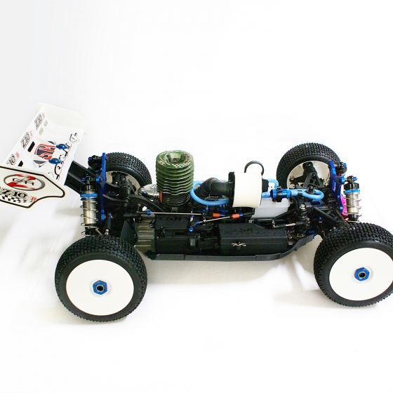 Z10xB 1/8 4WD Racing Buggy