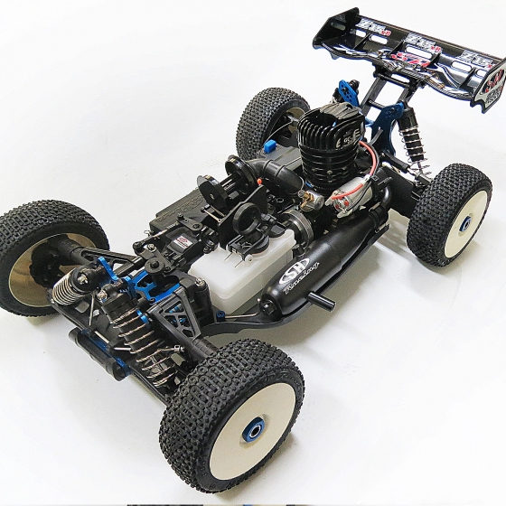 Z15xB  1/8  4WD Racing Buggy