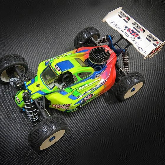 Z17xB 1/8 越野車-汽油版