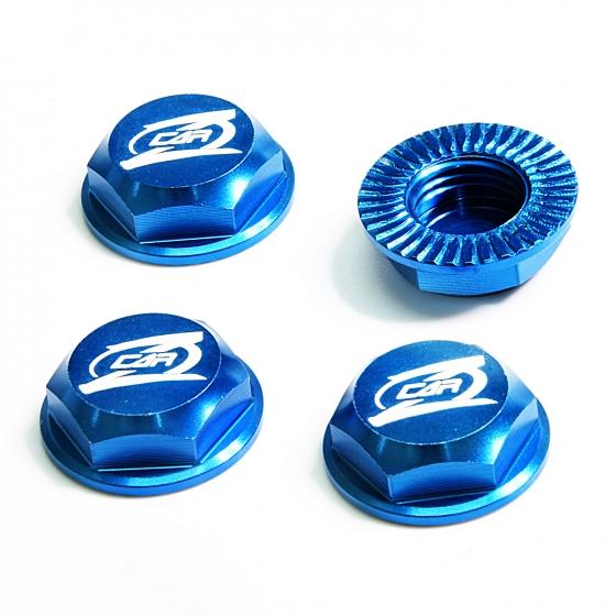 0010595B-1  防塵六角螺帽寶藍
