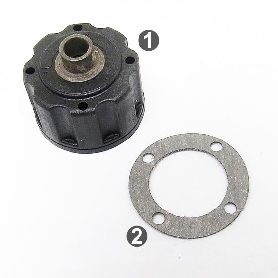 0010750-2  差速器外殼及墊片零件包