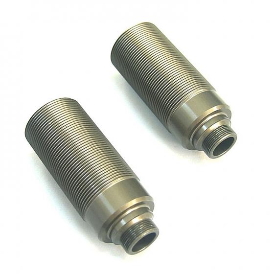 0020223D-1  前避震筒15mm  2PCS \ φ17×45L