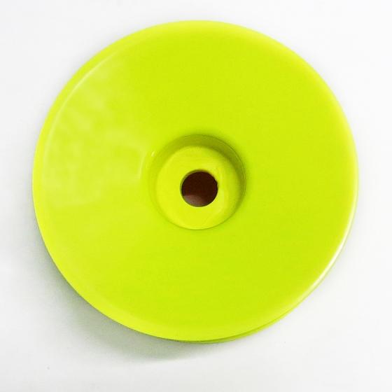 1/8  Truggy Yellow Hex Wheel