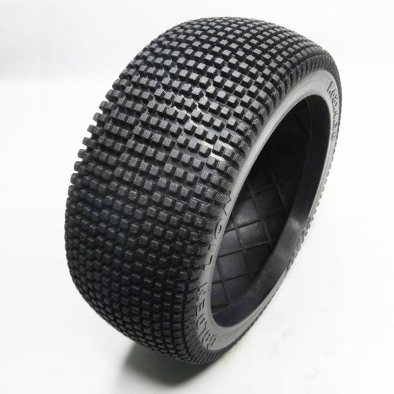 TB1612   1/8 Buggy Compound Tire Skin/Small Square