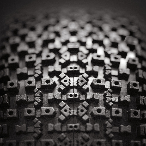 1/8 Buggy Compound Tire Skin