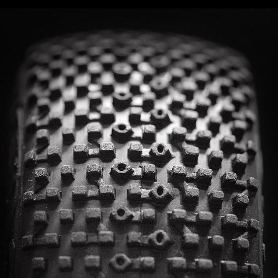 TB9811  1/8越野複合中方釘胎皮