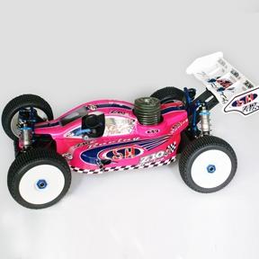 Z10xB 1/8 Buggy/Nitro
