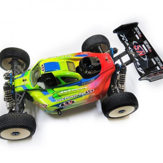 Z15xB  1/8  4WD Racing Buggy