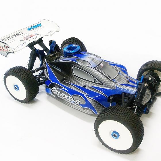ZMXB-8 1/8 4WD Racing Buggy