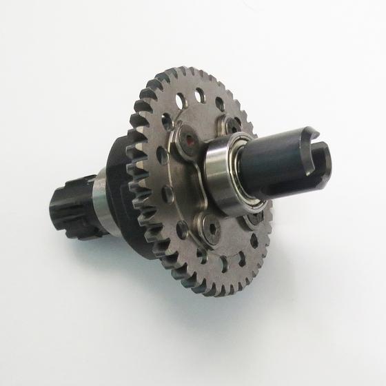 Z01531B-1  44T輕量化 中央差速器組 (未灌油)