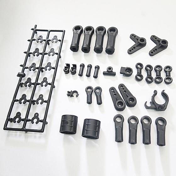 0010700-1  拉桿頭塑膠品
