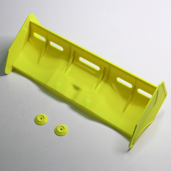 0010951Y-1  定風翼(黃色)無孔含墊片
