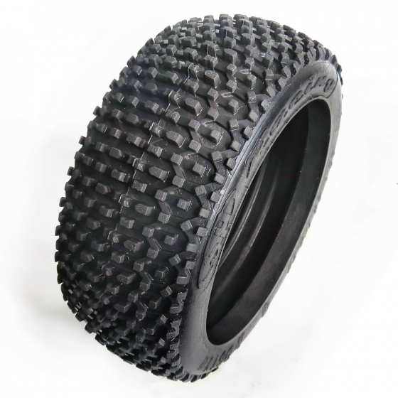 TB9611  1/8 Buggy Tire Skin/Medium Square