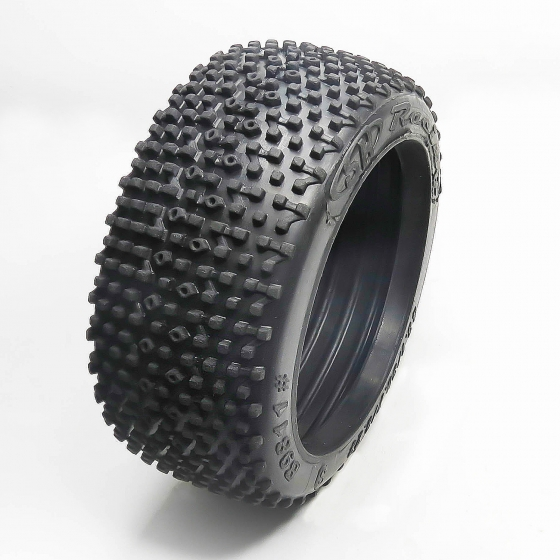 TB9811  1/8 Buggy Compound Tire Skin/Mid-Square