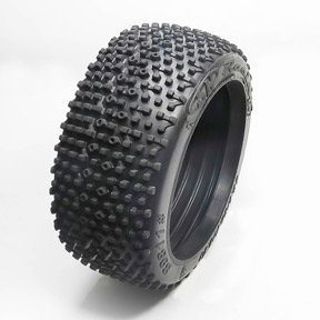 1/8 Buggy Compound Tire Skin/Mid-Square