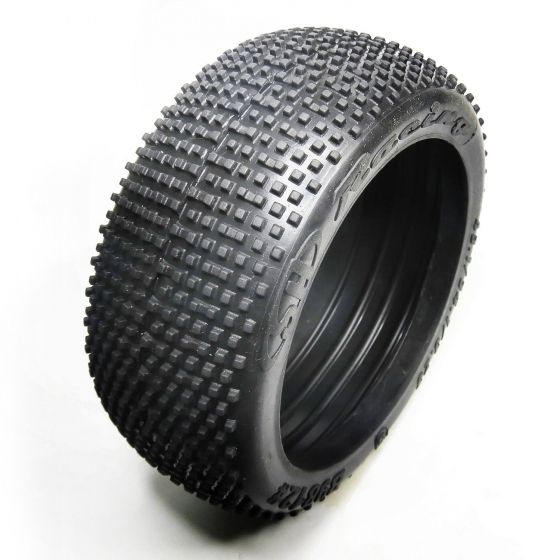 TB9812   1/8 Buggy Compound Tire Skin/Small Square